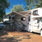 Covered Wagon RV Park, Magrath Alberta